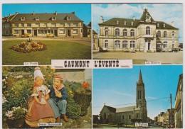 Calvados :  CAUMONT    L ´  EVENTE  : Vue   1978 - France