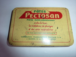 Ancienne Boite PECTOSAN - Boîtes