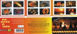 France : Carnets Autoadhésifs  N° BC 751 Xx (année 2012) (timbes N° 751 à 762) - Carnets