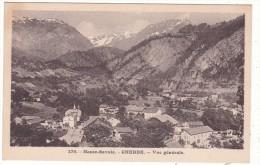 270.  -  Haute-Savoie.  -  CHEDDE.  -  Vue  Générale - France