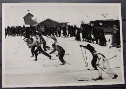 OLYMPIADE 1936 Bilder 8x12cm / Sammelwerk 13 - Gruppe 56 - Olympia-Sammelbild-Nr. 18 - Trading-Karten