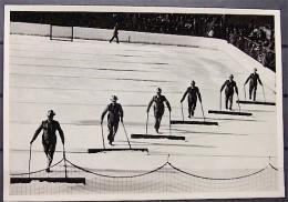 OLYMPIADE 1936 Bilder 8x12cm / Sammelwerk 13 - Gruppe 56 - Olympia-Sammelbild-Nr. 40 - Tarjetas
