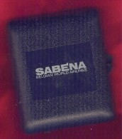 Nécessaire De Couture - Sewing Kit  - SABENA - Belgique (bleu Et Blanc) - Vintage Clothes & Linen