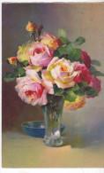 KLEIN - Vase De Roses. - Klein, Catharina
