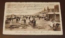 Blankenberghe La Plage  Marine Feldpost  1915    #AK 5438 - Blankenberge