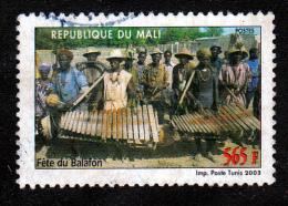 Mali  (o) Oblitéré  2003  Scott #  1134 - Mali (1959-...)