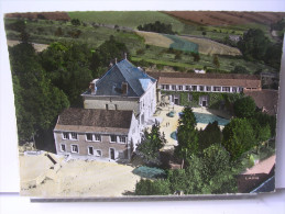 EN AVION AU DESSUS DE LES RICEYS (10) - LE HOME D'ENFANTS ST ROCH - Les Riceys