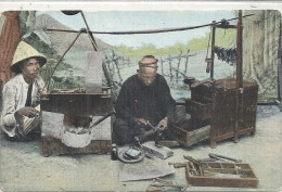 Ned-Indie-Chineesche Smid En Slotenmaker - Indonesien