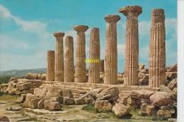 Agrigento Temple D Hercule - Agrigento