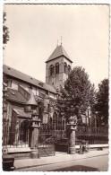 Metz - L´église Saint Eucaire - Circulé 1956 - Metz