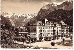 Engelberg - Hôtel Bellevue Terminus - OW Obwald