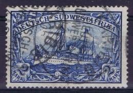 Germany: Südwestafrika Mi Nr 21 Used , BPP Bothe Signiert /signed/ Signé - Kolonie: Deutsch-Südwestafrika