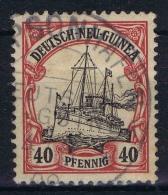 Deutsche Reich Neu Guinea : Mi Nr 13 Used - Colony: German New Guinea