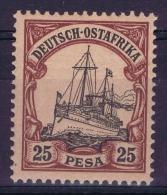 Deutsch Ostafrika : Mi Nr 17 MNH/** - Kolonie: Deutsch-Ostafrika