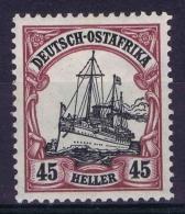 Deutsch Ostafrika : Mi Nr 28 A MH/* - Colony: German East Africa