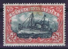 Deutsch Ostafrika : Mi Nr 39 I A A MH/*  BPP Signiert /signed/ Signé - Colony: German East Africa
