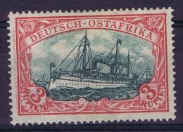Deutsch Ostafrika : Mi Nr 39 II A  MH/* - Colony: German East Africa