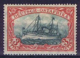 Deutsch Ostafrika : Mi Nr 39 II    MH/*  26 : 17 - Colony: German East Africa