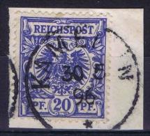 Deutsch Kamerun : Vörlaufer Mi. Nr  V48a - Kolonie: Kamerun