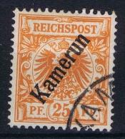 Deutsch Kamerun :  Mi. Nr  5 B Used - Kolonie: Kamerun