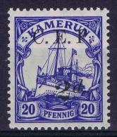 Deutsch Kamerun :  Britische Besetzung C.E.F. CEF Mi. Nr 4  MNH/** - Kolonie: Kamerun