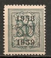 Timbres - Belgique - Préoblitérés - Typos 1951-80 - Chiffre Sur Lion - 30 C. - 1958-1959 - - Typo Precancels 1951-80 (Figure On Lion)