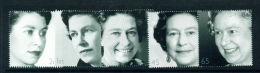 GREAT BRITAIN  -  2002  Golden Jubilee  Unmounted/Never Hinged Mint - Unused Stamps