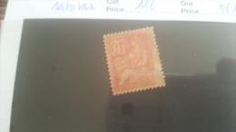 LOT 251494 TIMBRE DE FRANCE NEUF** N�116 VALEUR 185 EUROS IMPRESSION RECTO VERSO