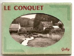 Cn5.n- LE CONQUET  Carnet 10 Vues Photos 9x6.5 - Zonder Classificatie