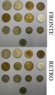 P Monete Coin Coins Blocco Varie Nazioni 13 Monete - Monete
