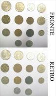 S Monete Coin Coins Blocco Varie 14 Monete - Monete