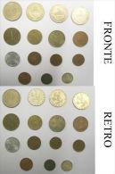 L Monete Coin Coins Varie Nazioni 15 Monete - Monete