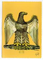 Aigle Impérial (Napoléon)--Musée De L'armée--Paris -Les Invalides ,cpsm 15 X 10  N° 337 éd Leconte - Histoire