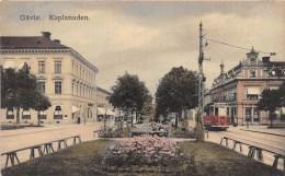 SWEDEN POSTCARD, GAVIE ESPLANADEN - Zweden