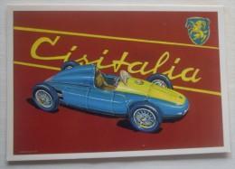 AUTO CISITALIA 360 GRAN PRIX PROGETTO PORSCHE 1940 - Passenger Cars