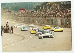 Le Mans (72) Circuit Des 24 Heures : Courbe Dunlop - Le Mans