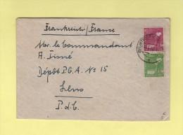 Lintfort - 1948 - Destination Depot De Prisonniers De Guerre Allemands A Lens - Deutschland