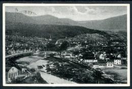 Gaggenau, Murgtal, 29.12.1938, Ottenau, Stempel NUTZWAGEN, - Gaggenau