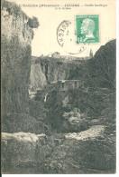 Jaujac Coulée Basaltique - France