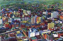Aerial View Of ATLANTA Ga. - Atlanta