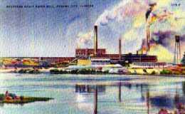 Southern Fraft Paper Mill PANAMA CITY Florida - Panama City