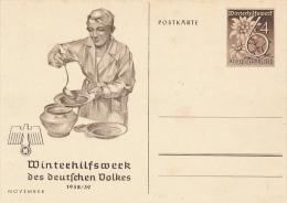 DR  -  Winterhilfswerk 1938/39 - NOVEMBER - Germany