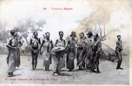 Congo Français, De La Sangha Au Tehad. Femmes Bayas - Congo Francese - Altri
