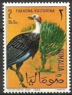 Somalia - 1966 Birds (Vulturine Guineafowl) 2s MNH **        SG 440  Sc 291 - Somalia (1960-...)