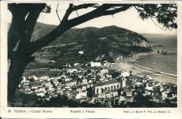 TOSSA   - Costa Brava       Pueblo Y Playa - Spain