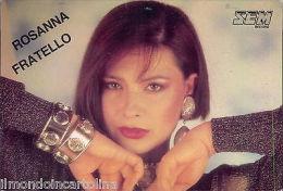 L169 - Rosanna Fratello - Autografo - Non Classés