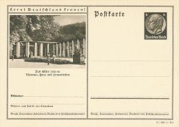 BAD ELSTER - 1934 - Germany
