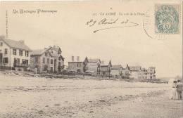 CPA 22 VAL ANDRE Un Coin De La Plage Et Les Villas 1903 - France