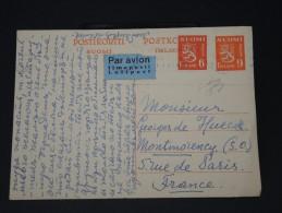 FINLANDE - Lettre Pour La France Par Avion - Détaillons Collection -  Lot N° 5410 - Finland