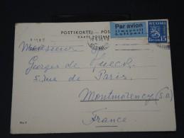 FINLANDE - Lettre Pour La France Par Avion - Détaillons Collection -  Lot N° 5414 - Finland